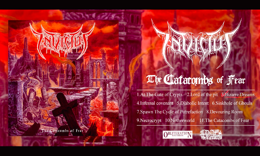 INVICTUS - The Catacombs of Fear